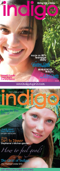 Elevator Pitch: Indigo Magazine