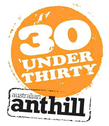 30under30 Awards (2011) -- Applications deadline extended!