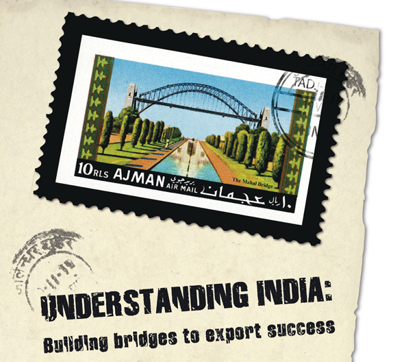 Understanding India: Building bridges to export success