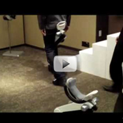 Assisted-walking with Honda&#039;s new &#039;Robolegs&#039;