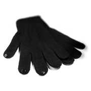 Dots Gloves: Just the thing for an iPhone winter