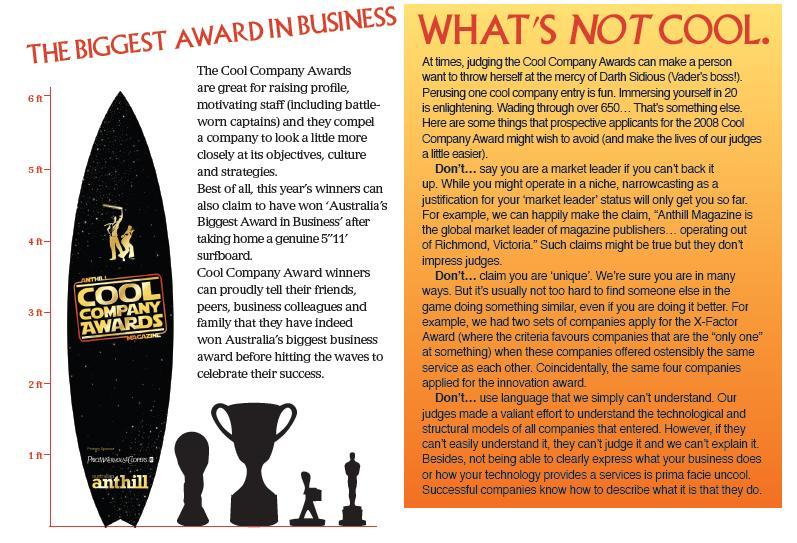 big award