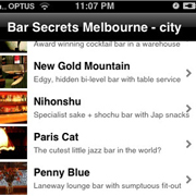 Website of the Week: Deck of Secrets on the iPhone
