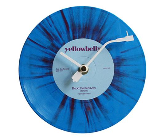 vinylclock