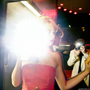 New invention foils paparazzi by automatically returning flash