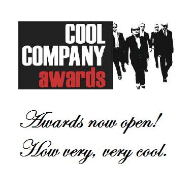Cool Company Awards, 2009 - Nominations Open!