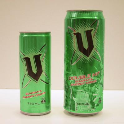 V, energy drink