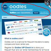 In search of a tagline, Oodles.com offers the Twittersphere a $1,000 prize