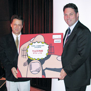 Vaxine Pty Ltd named Australias Coolest Company&#039; at the Anthill Cool Company Awards
