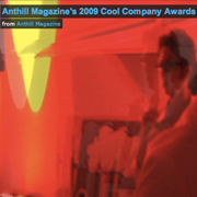 2009 Cool Company Awards video highlights in two-and-a-half minutes