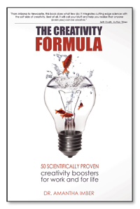 The Creativity Formula - Dr Amantha Imber