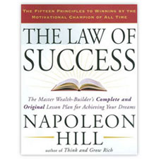 The Law of Success: Lesson 9 -- Doing more than you are paid for