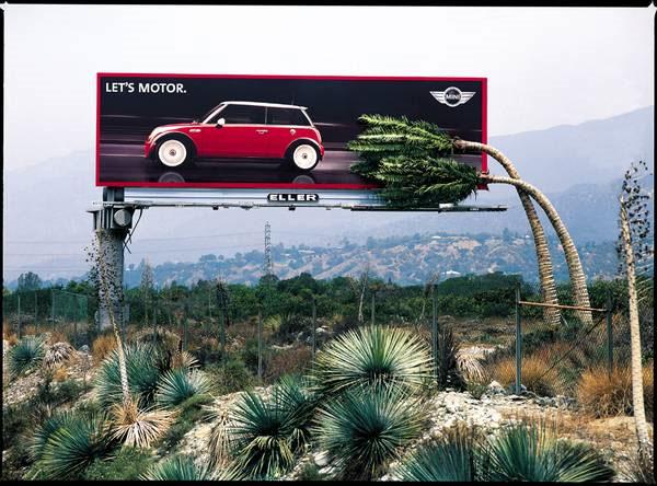 Mini Ad - Billboard