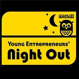 Young Entrepreneurs&#039; Night Out. It&#039;s baaaaaack! (But slightly different.)