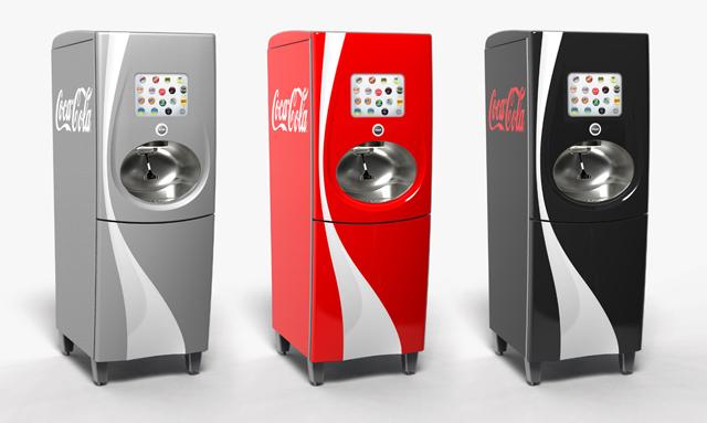 Coca-Cola надеется поднять продажи с помощью нового высокотехнологичного ав