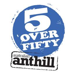 Anthill's 5OVER50 revealed! (2010)
