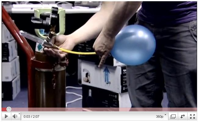 What do balloons, purple cows and Dyson fans have in common?