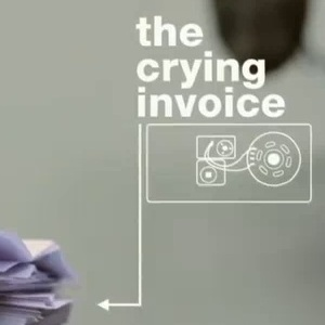 How to always get paid: Belgium company invents 'crying' invoice and becomes 'remarkable'