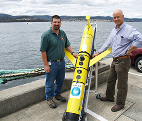 Flood impact to be evaluated by CSIRO's robotic glider