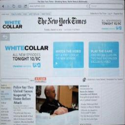 HTML5 Interactive Banner
