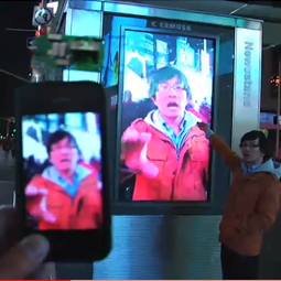Look out, Times Square: Hacker can take control of your video screens
