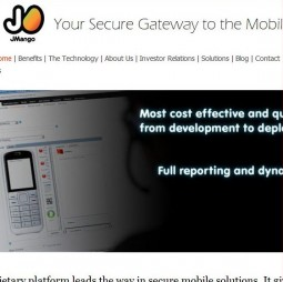 JMango Mobile Development Platform (SMART 100)