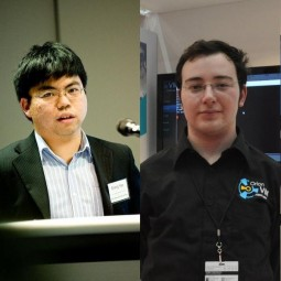 Dual Drivers: Sheng Yeo and Alex Sharp, 2011 Anthill 30under30 Winners