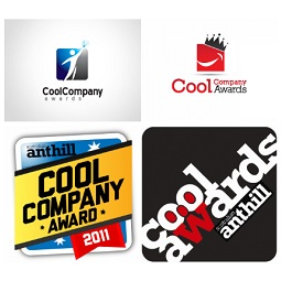 Help us choose the logo for Anthill's Cool Company Awards