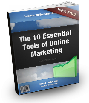 The 10 Essential Tools for Online Marketing