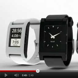 Is this the coolest thing since the iPhone? Pebble raises a crazy amount of cash in 72 hours