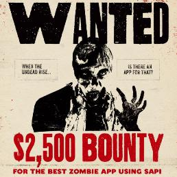 The zombie apocalypse is looming. What can you do about it?