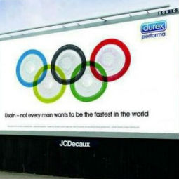 Olympic ambush advertising wins: Nike, Durex and Specsavers [VIDEO]