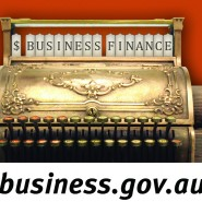 Business Finances - cash register