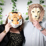 ANIMAL MASKS COOL COMPANY AWARDS