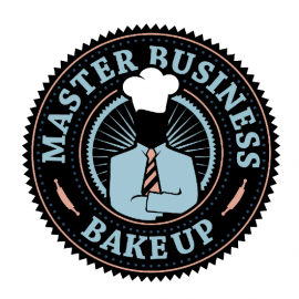 MASTER BUSINESS BAKE UP BADGE