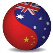china australia