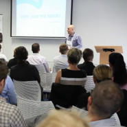 james tuckerman on getting leads at the master business bake up brisbane