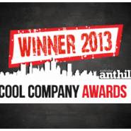 Cool Company Awards Winner Badge