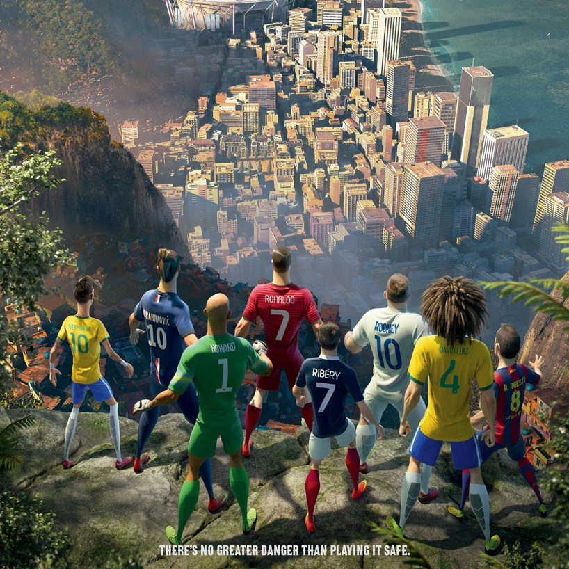 físico País de origen tsunami  What Nike's The Last Game World Cup 2014 ad teaches about marketing