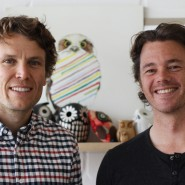 Bellroy founders Andrew Fallshaw and Hadrien Monloup