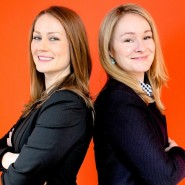CloudPeeps co-founders Shala Burroughs and Kate Kendall