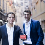 myInterview co-founders Benjy Gillman and Guy Abelsohn