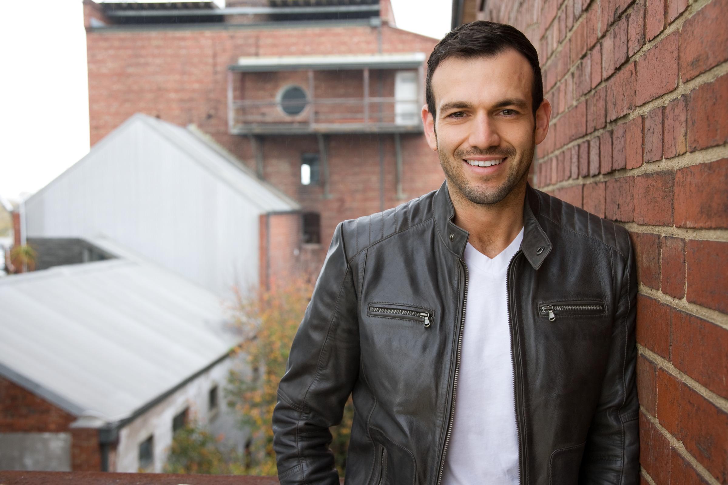 DailyJocks.com founder Nicholas Egonidis