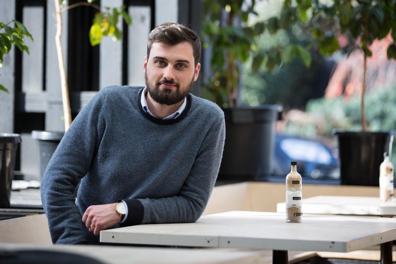 Beanhunter co-founder and CEO James Crawford