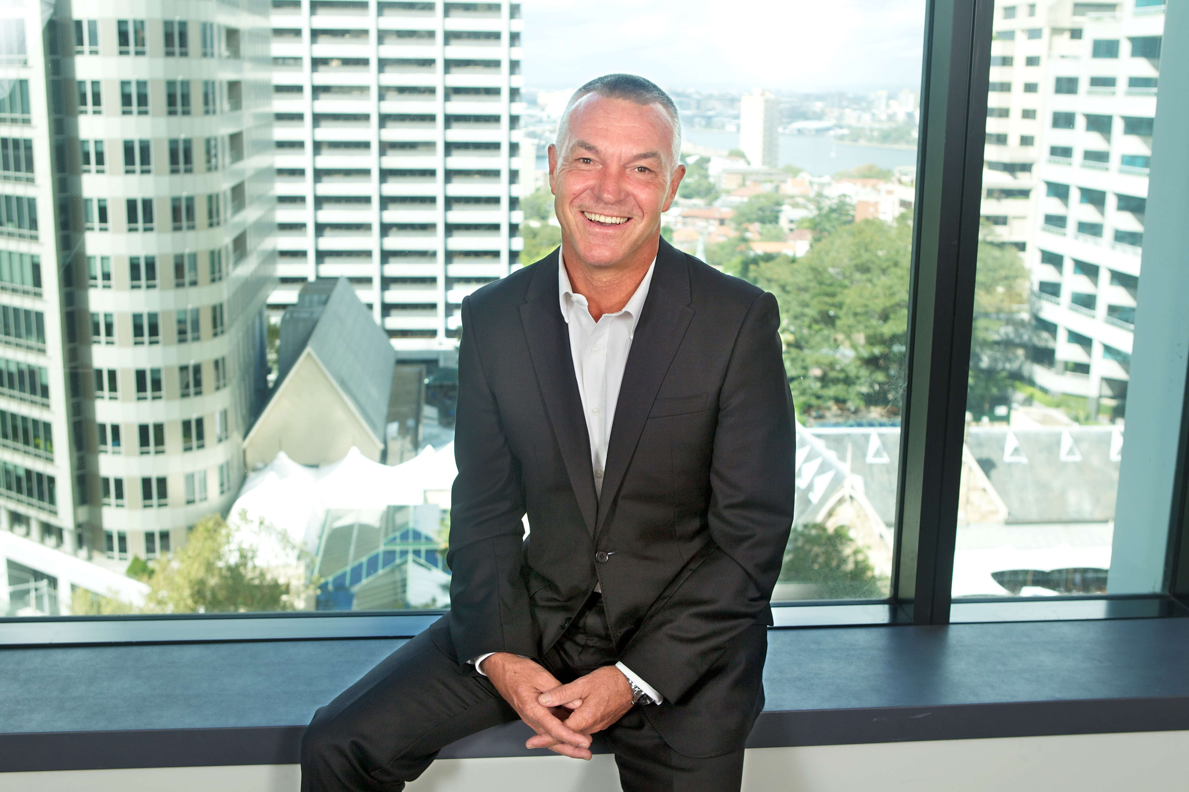 David Sykes, Business Leader at Sophos Australia