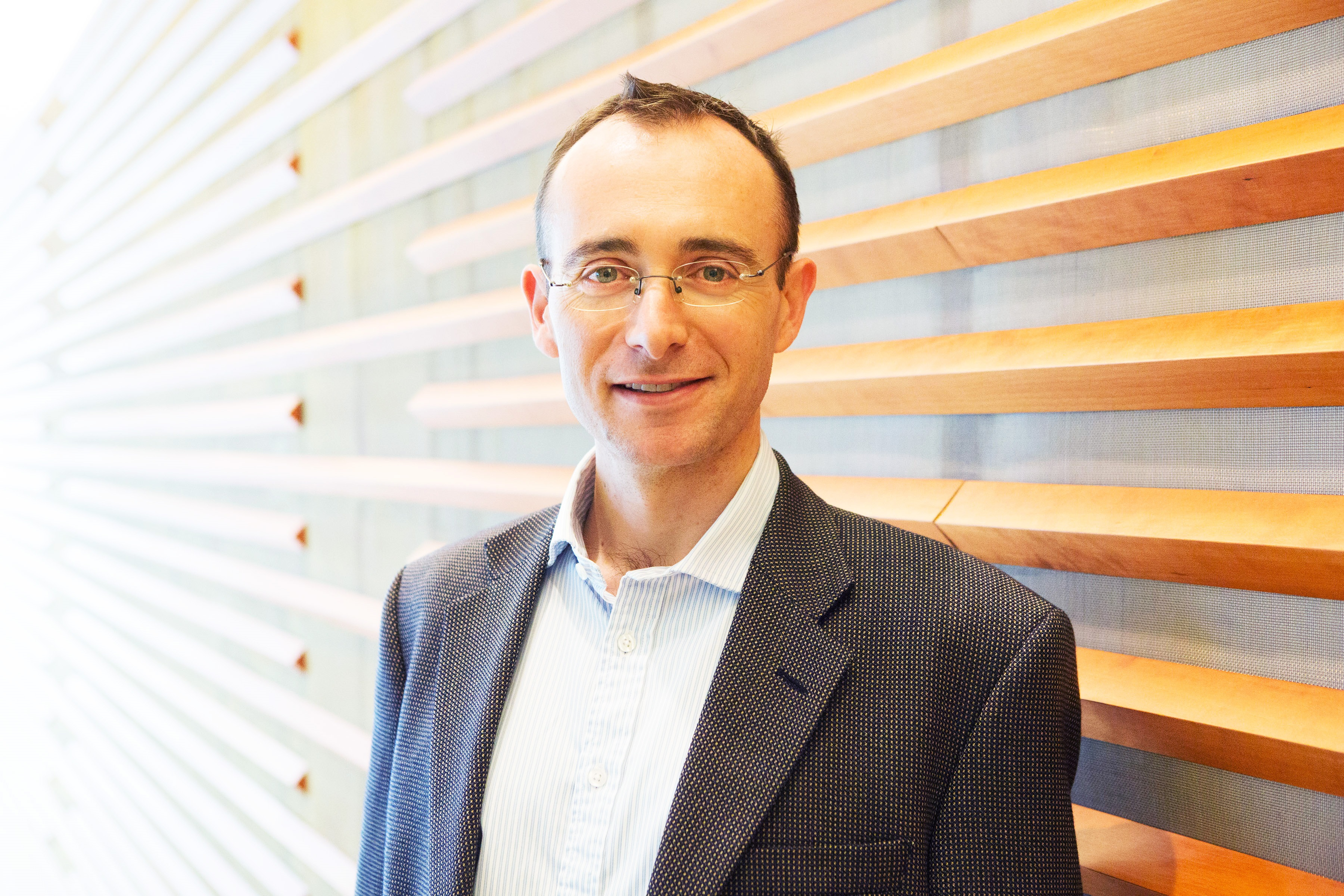 James Mabbott, Head of KPMG Innovate
