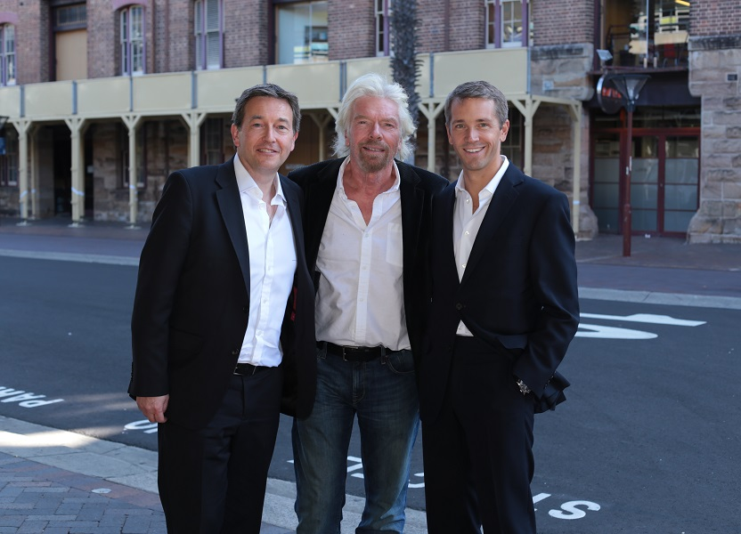 R. Earl, R. Branson, J. Bayliss - Talent Unleashed 2015