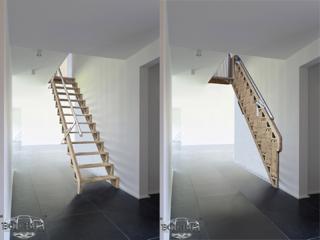 Design Entrepreneur Awards. Bcompact Hybrid Stairs