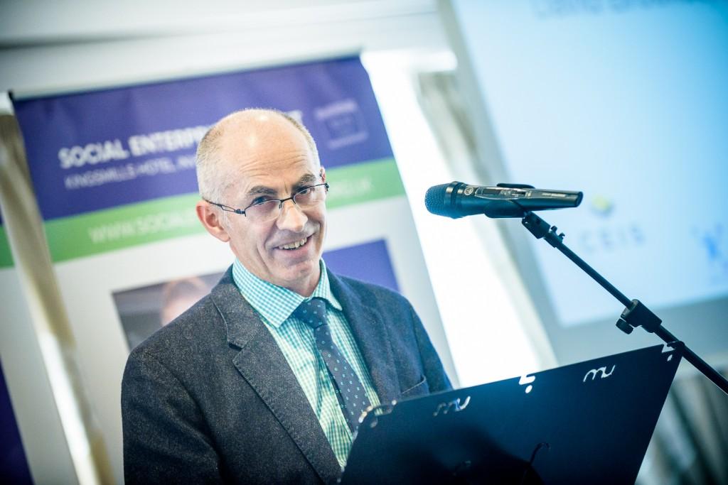 David Brookes, MD Social Traders