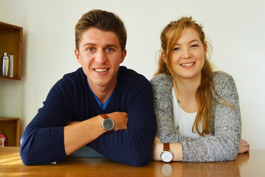 Jake and Carmen